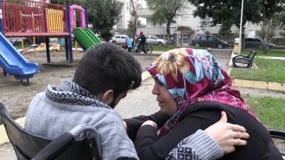Felçli Emin ve ailesi yardım eli bekliyor - HATAY