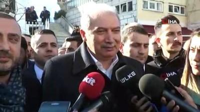 allah -  İBB Başkanı ve AK Parti Büyükçekmece Belediye Başkan Adayı Mevlüt Uysal gün boyunca Büyükçekmeceliler ile görüştü