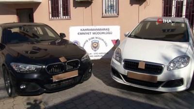 İnterpol'un aradığı ikizi yapılan lüks otomobil bulundu
