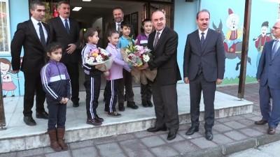 Merkez Haberleri: Yalova'da 44 bin öğrenci karne aldı 84