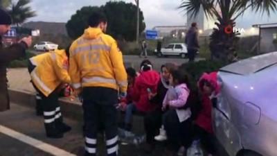 bild -  Manisa'da trafik kazası: 4'ü çocuk 9 yaralı