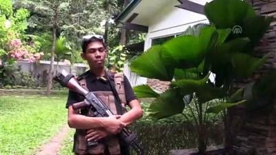 Moro barışının 'Aslan Mağarası'ndaki savaşçıları - COTABATO