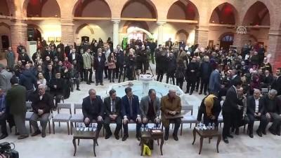 allah - Muradiye Kur'an ve El Yazmaları Müzesi açıldı - BURSA