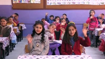 Okullarda karne heyecanı - ŞANLIURFA