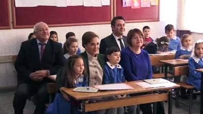 Okullarda karne heyecanı - UŞAK