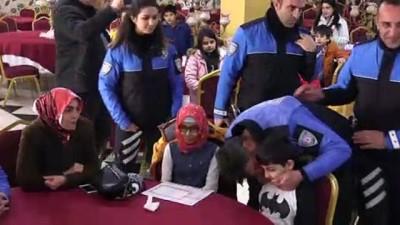 Şehit çocukları için karne töreni - KAYSERİ