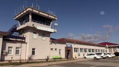 allah - Siirt Havalimanı'nda test uçuşu - SİİRT