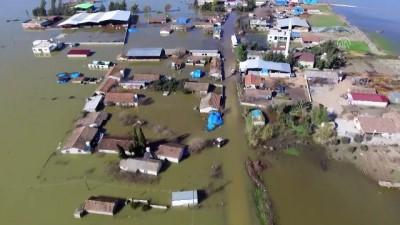 Su basan mahallerde hasar tespit çalışması - HATAY
