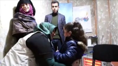 Suriyeli 'Selsebil' işitme yetisine Türkiye'de kavuştu - ELAZIĞ