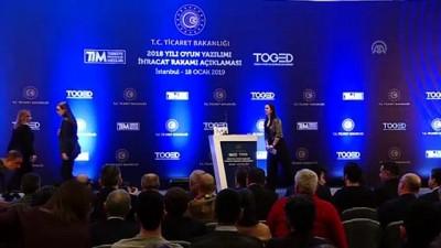 toplanti - Ticaret Bakanı Ruhsar Pekcan (1) - İSTANBUL