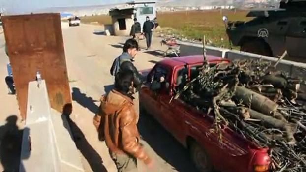 yazili aciklama - Afrinliler Zeytin Dalı Harekatı'yla bir yıldır güvende (1) - AFRİN