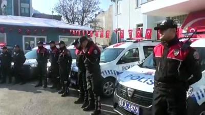 hurda arac - Afyonkarahisar Emniyet Müdürlüğü'ne 12 yeni araç alındı