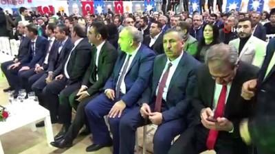 yerel secimler -  AK Parti Diyarbakır'da belediye başkan adaylarını açıkladı