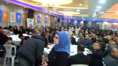 """AK Parti Genel Başkan Yardımcısı Cevdet Yılmaz: """"AK Parti bir hizmet partisidir, slogan partisi değildir"""""""