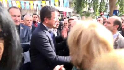 """AK Parti İzmir Büyükşehir Belediye Başkan Adayı Zeybekci: 'Her alanda markalarımızı oluşturacağız"""""""