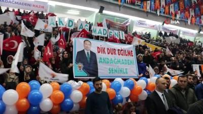 yerel yonetimler -  AK Parti Yozgat aday tanıtım toplantısı yapıldı