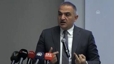 Bakan Ersoy: 'Hedefimiz 2023'e kadar haftalık 500 direk seferleri başlatmak' - ANTALYA