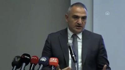 Bakan Ersoy: '(Turizm Geliştirme Fonu) Bu yıl içinde hayata geçireceğiz' - ANTALYA