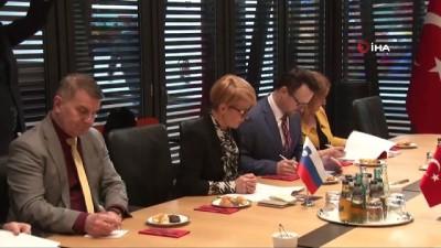 - Bakan Pakdemirli, Slovenya Tarım Orman ve Gıda Bakanı ile görüştü