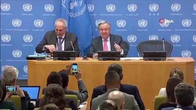toplanti -  - BM Genel Sekreteri Guterres'ten Türkiye açıklaması