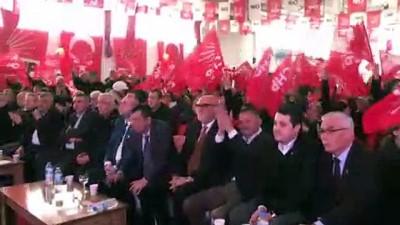 yerel secimler - 'CHP şehit kanıyla kuruldu' - UŞAK