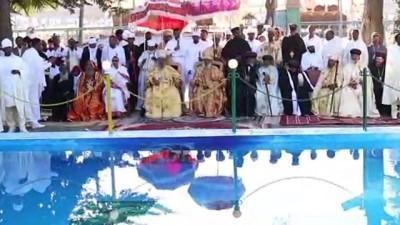 Etiyopyalı Hristiyanlar Timkat'ı kutladı - ADDİS ABABA