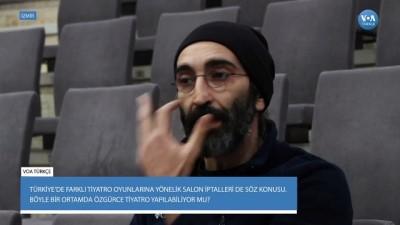 sili - Fırat Tanış 'Gelin TanışOlalım'ıVOATürkçe'yeAnlattı