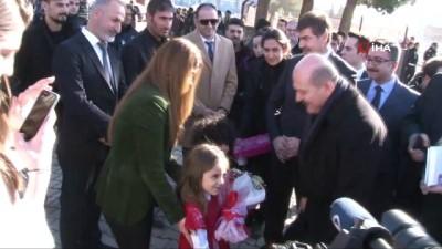 İçişleri Bakanı Süleyman Soylu: 'Doğu, makus talihini yendi'