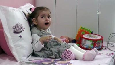 Minik Zümra'nın ailesinin yüzü devlet desteğiyle güldü - DÜZCE