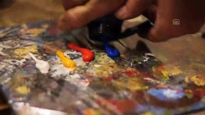 'Sanattaki en büyük iddiam insana dokunmak' - MUĞLA