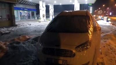 'Sibirya soğuklarına' battaniyeli önlem - AĞRI