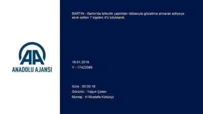 tefecilik - Tefecilik operasyonu - BARTIN