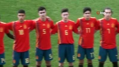U16 Milli Takım Ege Kupası'nı kazandı