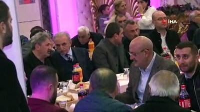 """Ümraniye Belediye Başkan adayı Yıldırım: """"Birlik ve beraberlik içerisinde sizlerle birlikte Ümraniye'mizi yönetmeye talibiz"""""""