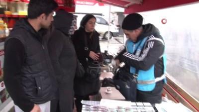 70 milyonluk biletin Üsküdar'da seyyar bayiden satıldığı ortaya çıktı