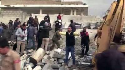rejim karsiti - (ARŞİV) Suriye'de 2018'de yaklaşık 7 bin sivil öldü