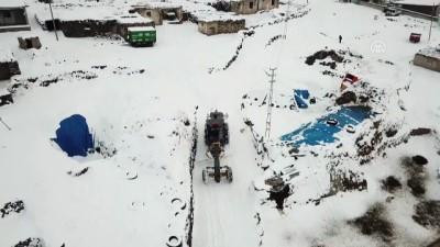 Doğu'da 288 köy ve mahalle ile ulaşım sağlanamıyor - IĞDIR