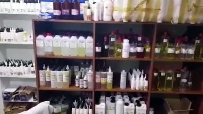 Kaçak elektronik sigara imalathanesine operasyon - MUĞLA