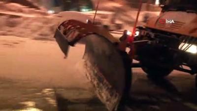 Kar üzerinde drift çılgınlığı