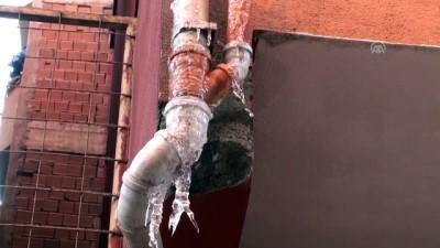 Kar yağışı ve soğuk hava etkili oluyor - AĞRI