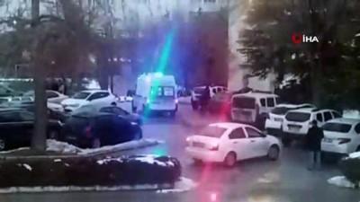 Silahlı saldırıya uğrayan araştırma görevlisi hayatını kaybetti