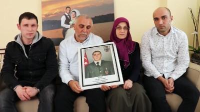irak - Afrin şehidinin babaevinde hüzün ve gurur bir arada yaşanıyor - ORDU