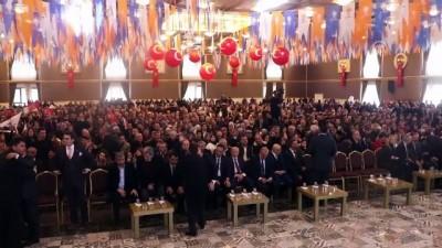 AK Parti Aday Tanıtım Toplantısı - ISPARTA