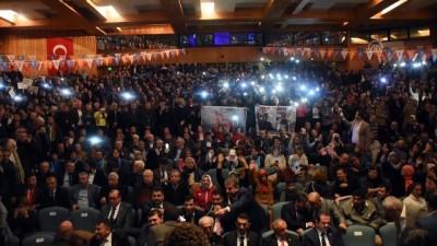 AK Parti Muğla Aday Tanıtım Toplantısı