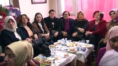 AK Parti Zeytinburnu Başkan Adayı Arısoy, Tüm Elazığlı İş adamları Derneği açılış törenine katıldı
