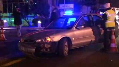 polis -  Başkent'te 2 ayrı kaza: 1 yaralı