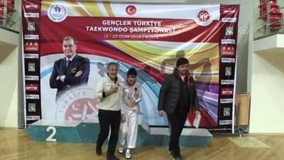 Gençler Türkiye Tekvando Şampiyonası tamamlandı - KONYA