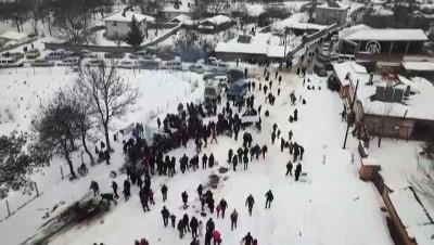 Kızak festivali - BİLECİK