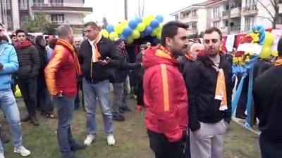 'Koray Şener Barış, Dostluk ve Kardeşlik Parkı' açıldı - YALOVA
