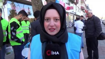 Midyat'ta sokak hayvanları için seferberlik